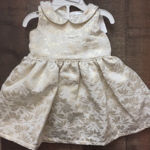Carter's 6M Sateen Holiday Dress🐰Easter Perfect🐰